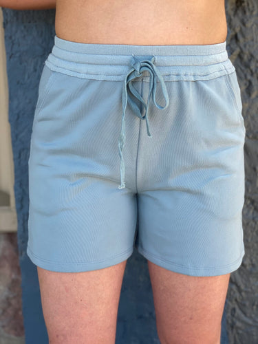 Lounge Lover Shorts - Blue