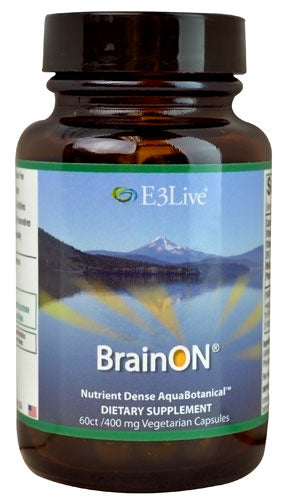 BrainOn Capsules 120 count
