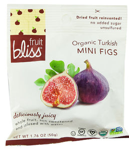 Organic Turkish Mini Figs