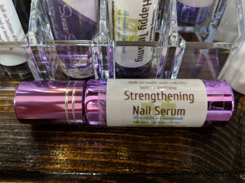 Strengthening Nail Serum Roller Bottle