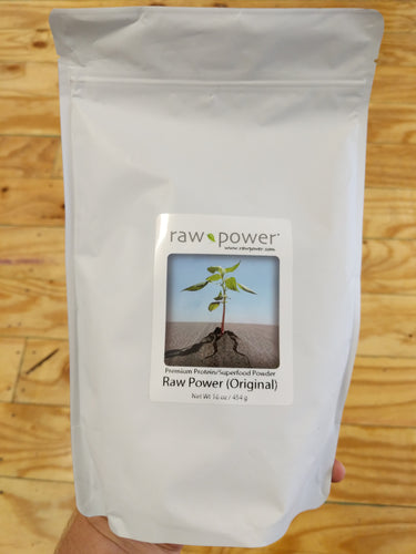 Raw Protein Powder Original