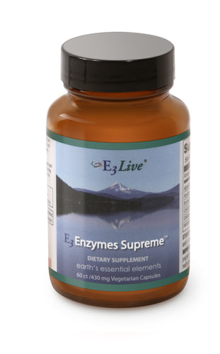 E3Enzymes Capsules 60 count