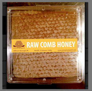 Raw Comb Honey