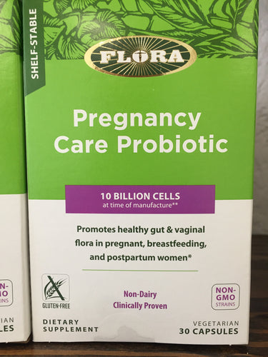 Pregnancy Care Probiotic-30 caps