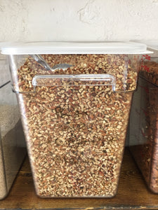 Organic Pecan Pieces by the pound