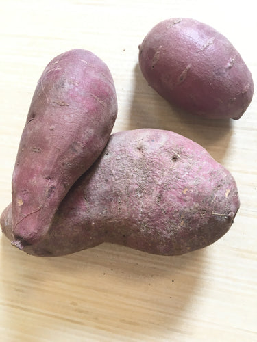 Organic Japanese Sweet Potatoes by the pound