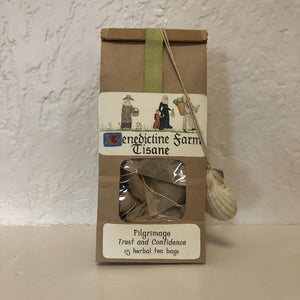 Pilgrimage Tisane tea bags