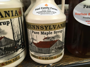 Pennsylvania Maple Syrup - Pint
