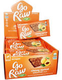 Organic Chewy Apricot Sprouted Bar