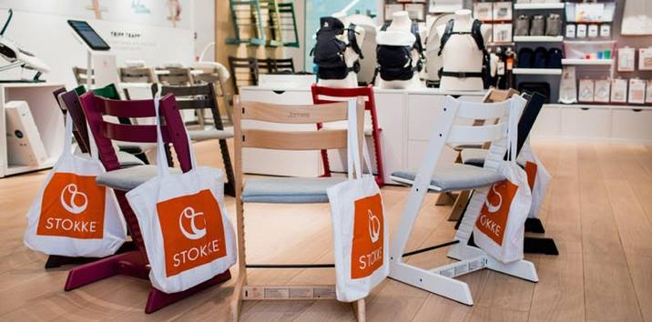 Register for a free Stokke In-store Workshop With Beverley Turner on 30 October 2018 at Stokke Westfield!