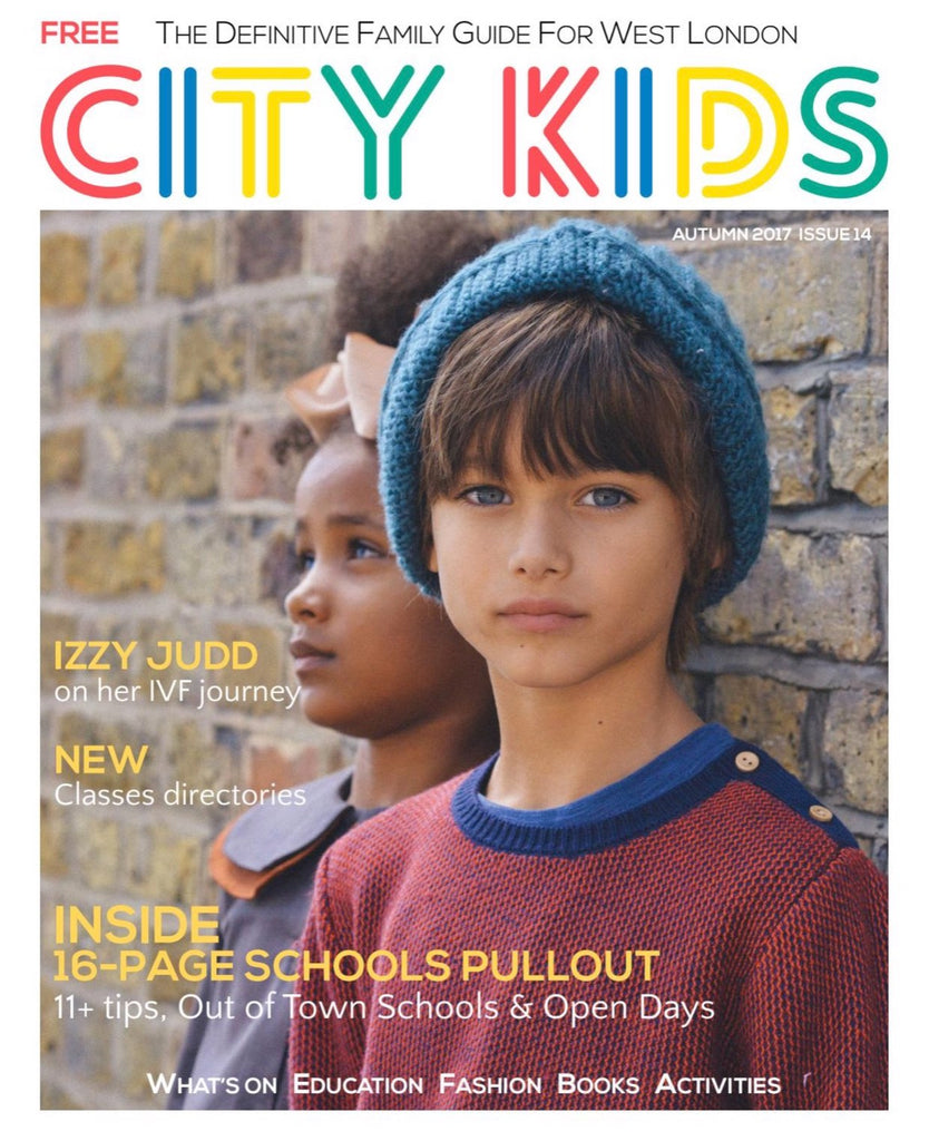 City Kids Magazine - New Classmates