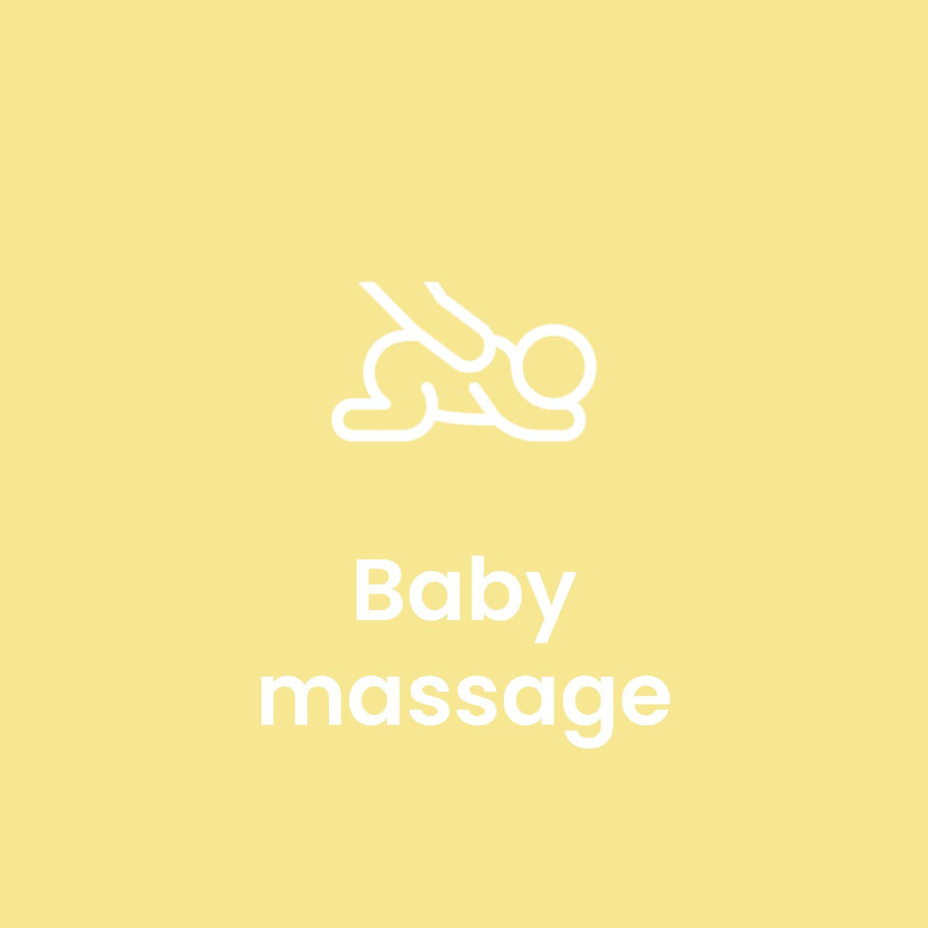 Baby Massage Course - Feb to March 2019
