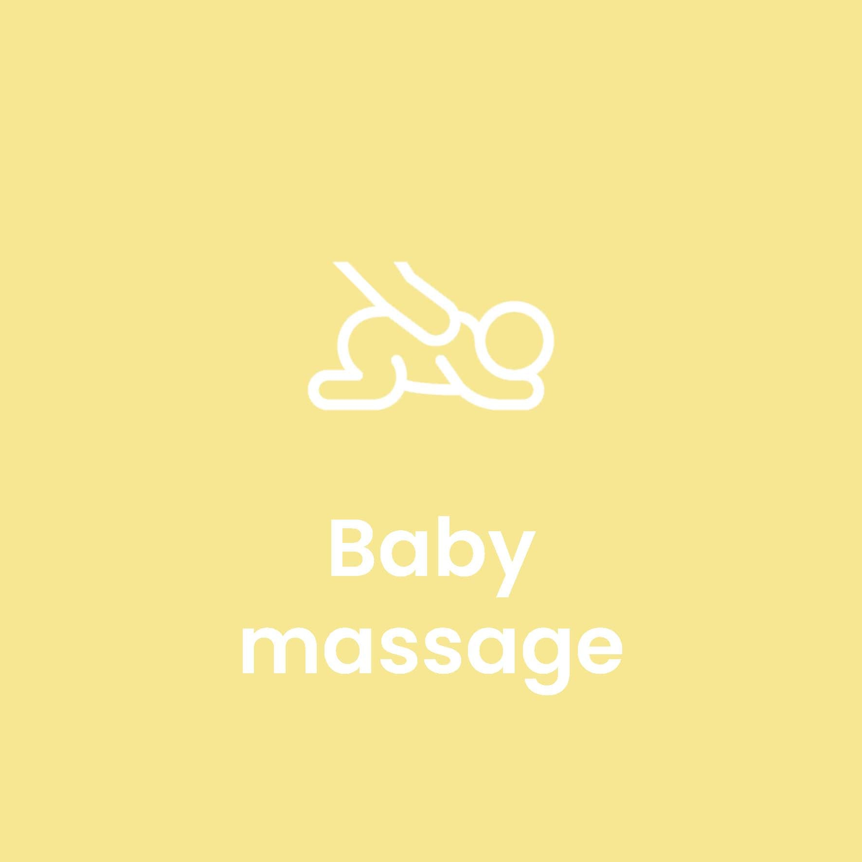 5 Week White City Baby Massage Course July To August 2020 The Happy Birth Club