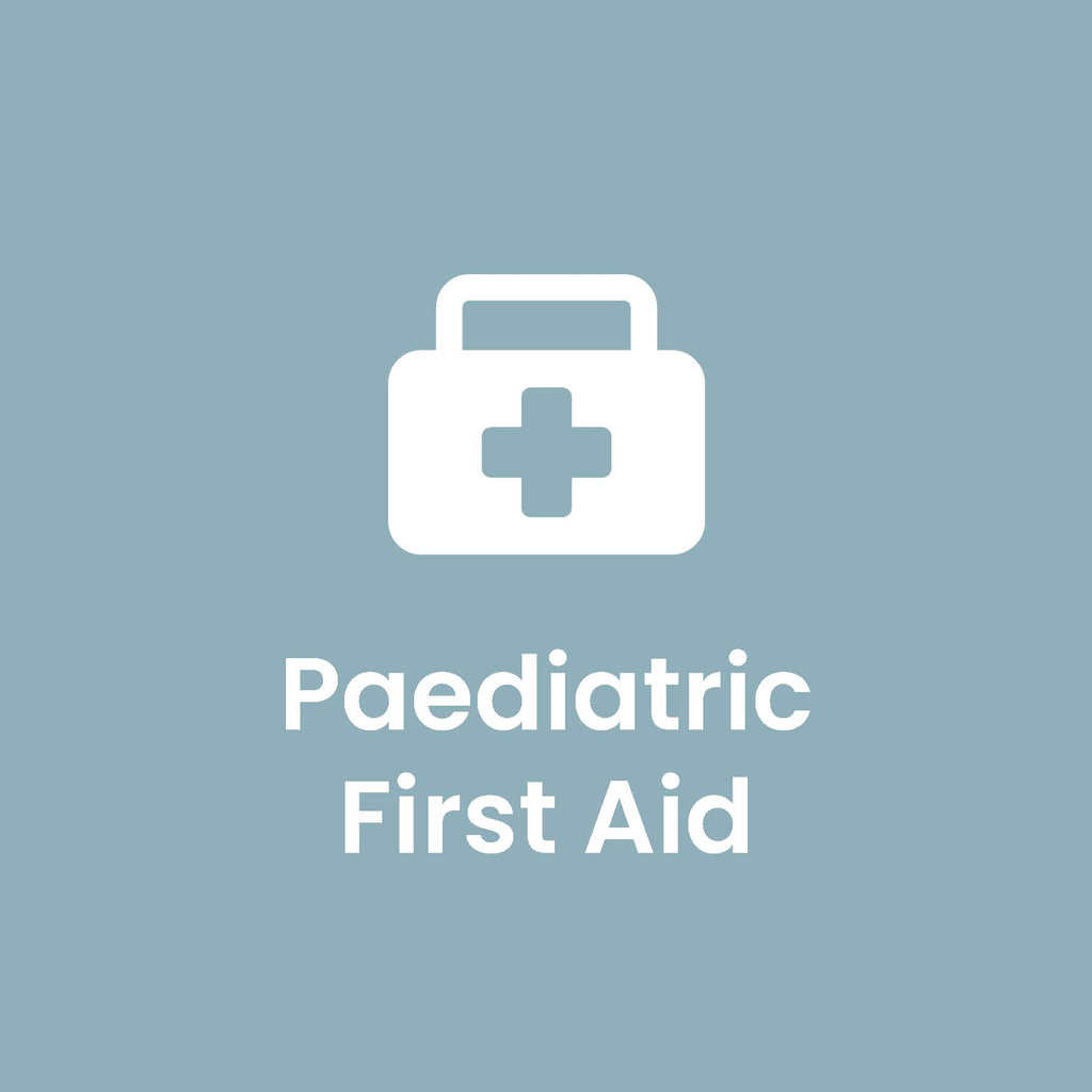 Paediatric First Aid - 19 September 2019