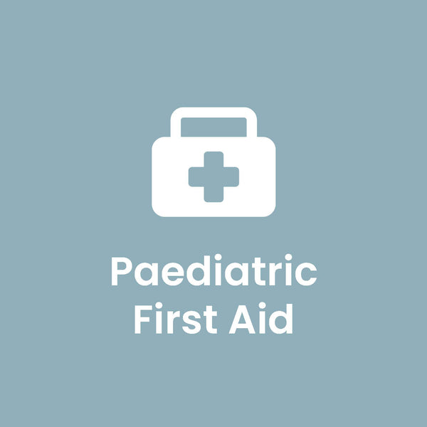 Paediatric First Aid - 23 January 2020