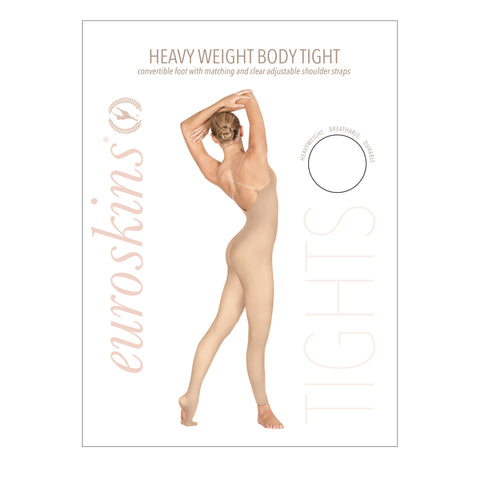 Eurotard 95705 Adult Heavyweight Body Tights by EuroSkins