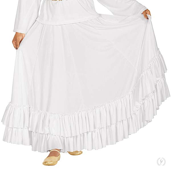 Revelation Praise Skirt - Child's - Eurotard 08803