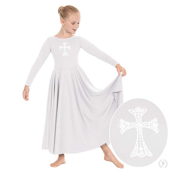 Royal Cross Dress - Child's - Eurotard 11022C