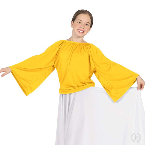 Angel Praise Top - Child's - Eurotard 13730C