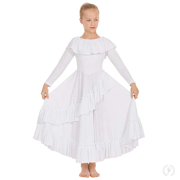 Revelation Praise Dress - Child's - Eurotard 13779C