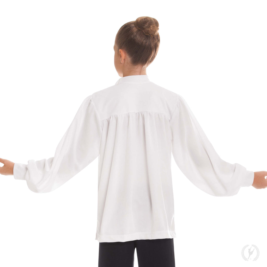 Humble Servant Open Collar Top - Eurotard 13831