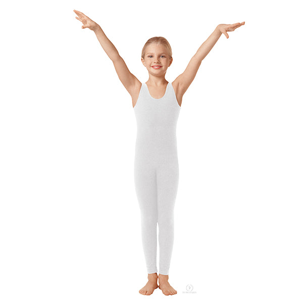 Tactel® Microfiber Tank Unitard - Child's - Eurotard 4429C