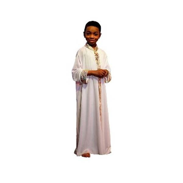 Body Wrappers M633 Stained Glass Child's/Boys Praise Robe