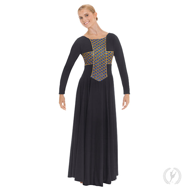 Blessed Grace Praise Dress - Eurotard 79566