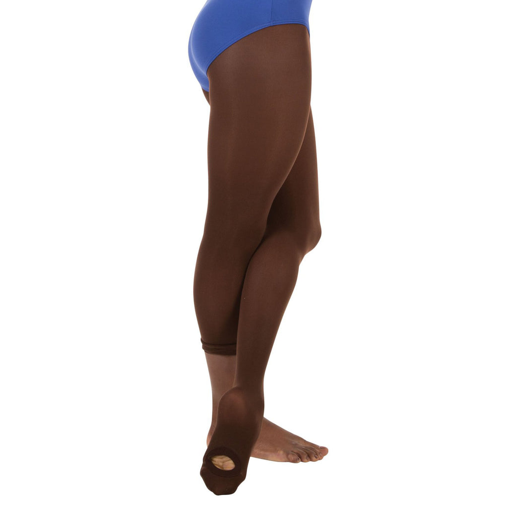 Body Wrappers A31 totalSTRETCH Soft Supplex/Lycra Convertible Tights - 3 Pack