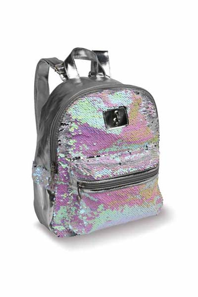B835 - PEARLESCENT BACKPACK