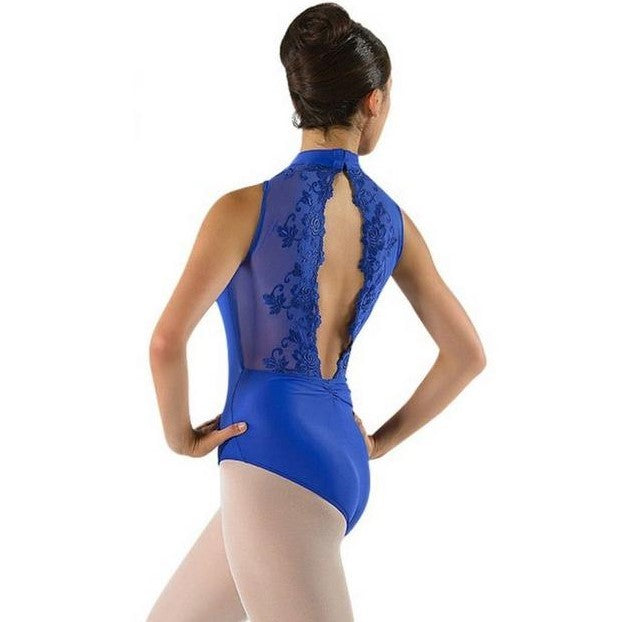 ballet rosa amelie fashion leotard royal