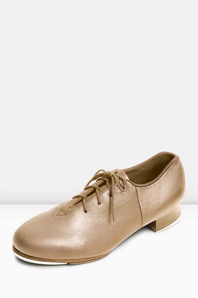 Bloch S0388L Ladies Tap-Flex Split Sole Tap Shoe tan color