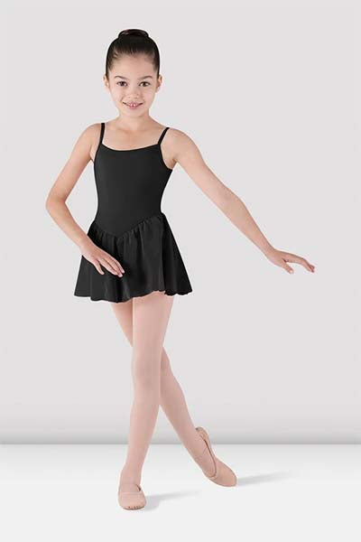 Bloch CL3977 Blossom Skirted Cami Leotard