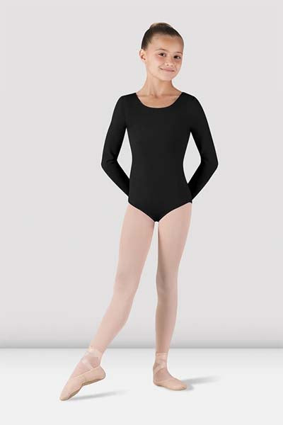 Bloch CL5409 Childrens Long Sleeve Leotard