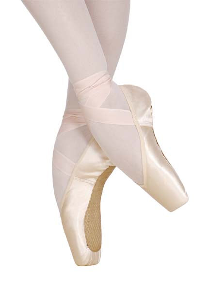 Grishko Fouette Pro - The New Nikolay Fouette Pro - Original Russian Made Pointe Shoe manufactured by Grishko Nikolay