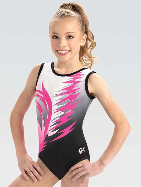 GK Elite 10511 GK GK Hi-Fi Tank Leotard center