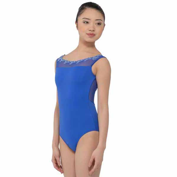 ballet rosa novella fashion leotard royal