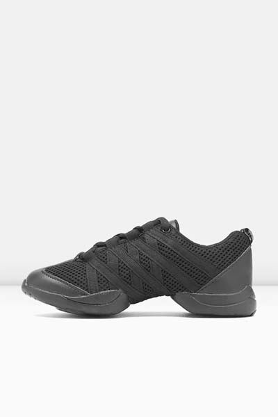 Bloch S0524L Ladies Criss Cross Dance Sneaker