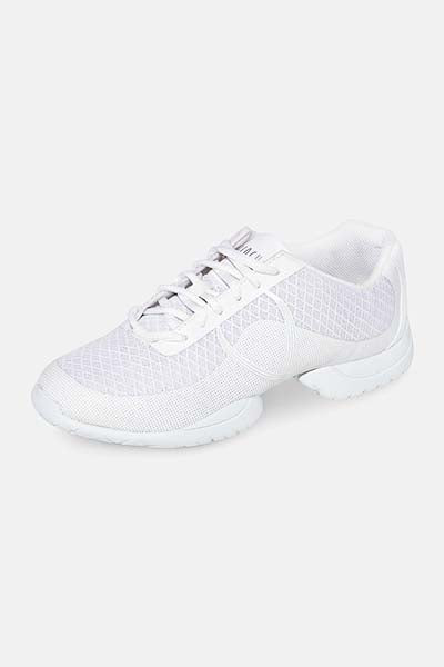 Bloch S0598L Ladies Troupe Dance Sneaker white color swatch