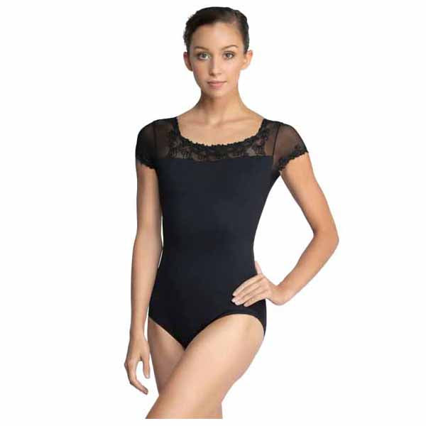 ballet rosa aurora fashion leotard noir