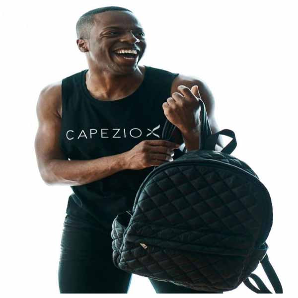 capezio b203w technique backpack black