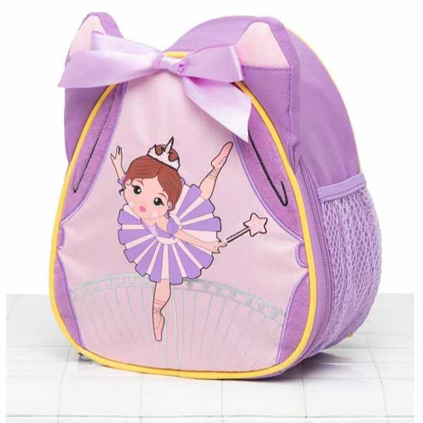 capezio b208 sugar plum backpack bag
