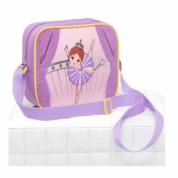 capezio b209 sugar plum lunch bag