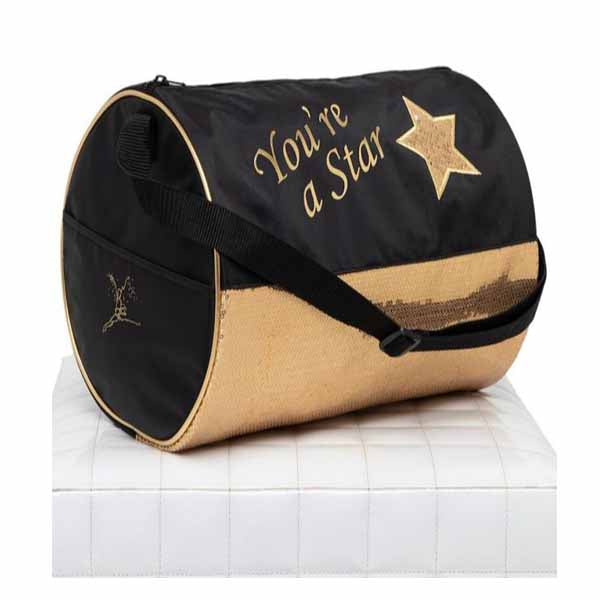 capezio b211 star barrel bag