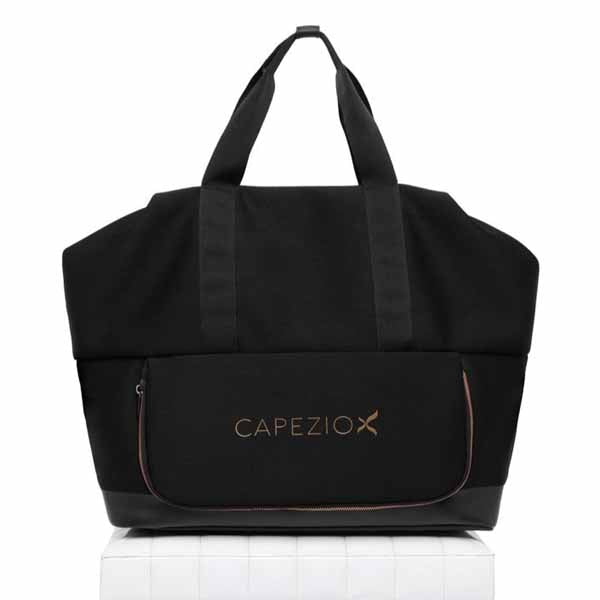 capezio b223 signature tote black bag