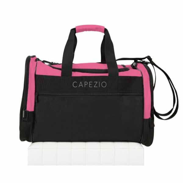 capezio b246 everyday dance duffle bag