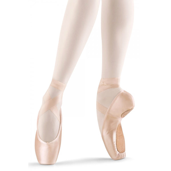 Bloch BL S0177L Axi Stretch Pointe Shoes - Regular Shank