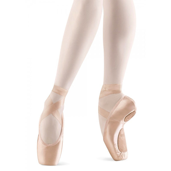 bloch s01732l dramatica II revolutionary pointe shoe
