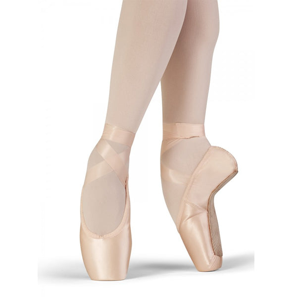 Bloch S0161L Grace Pointe Shoes - Regular Shank