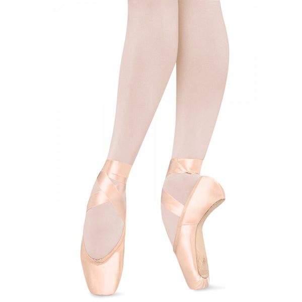 bloch s0132l  supreme regular shank pointe shoe view
